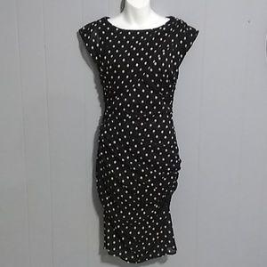 Ann Taylor 91% Silk Dress NWT Size 0